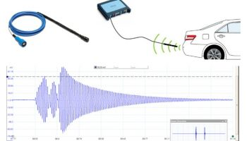 Video: how to test ultrasonic parking sensors using PicoScope