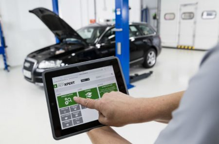 Technicians benefit from REPXPERT online products and systems guide