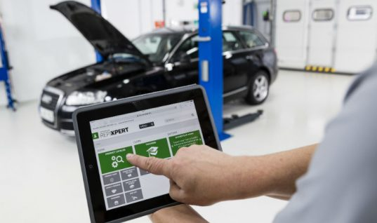Video: Schaeffler to launch REPXPERT app