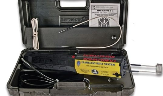 The Original Mini Ductor II heatgun