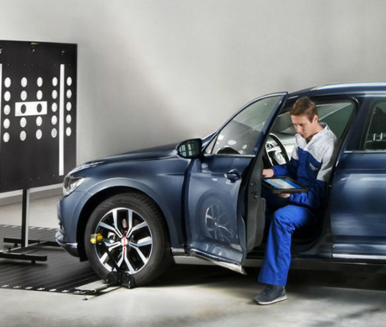 Limited spaces left for free ADAS and wheel alignment events