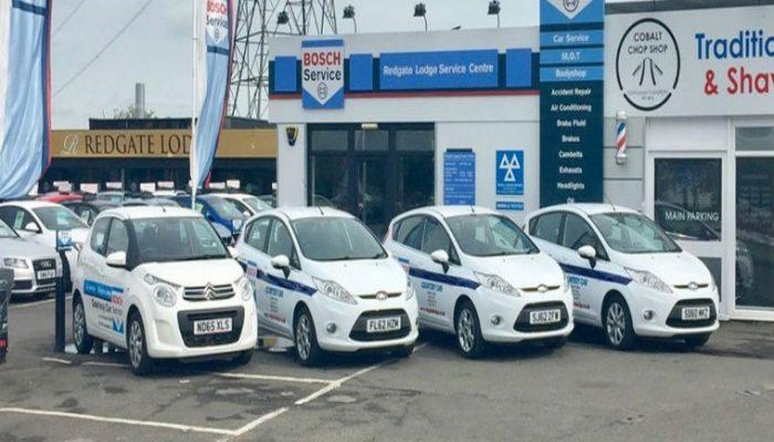 Bosch reveals plans to acquire Unipart's Autoparts Garage Programmes