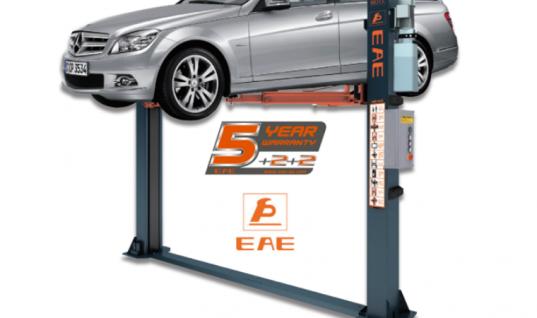 EAE EE-6254E 4T two post vehicle lift