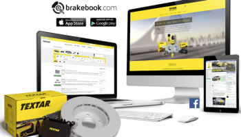 TMD Friction enhances parts look up with Brakebook