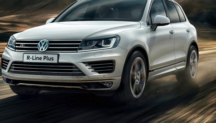 """Touareg transmission problem is """"characteristic of the model"""", say VW"""