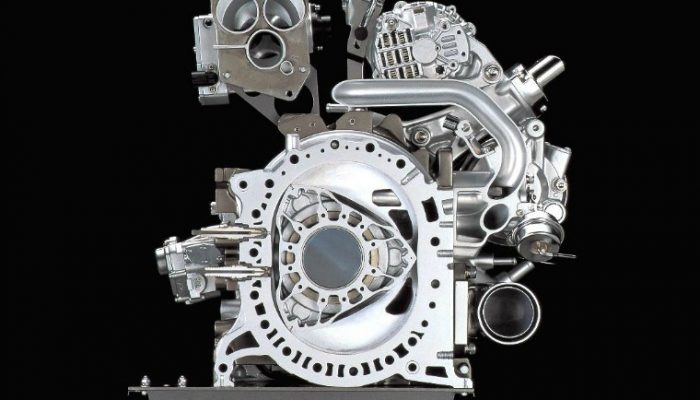 Could the rotary engine really be making a comeback?