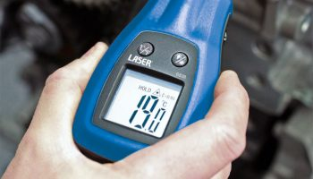 Laser Tools mini infrared thermometer