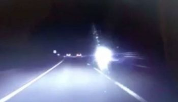 Watch: Elderly motorist driver wrong way on M5