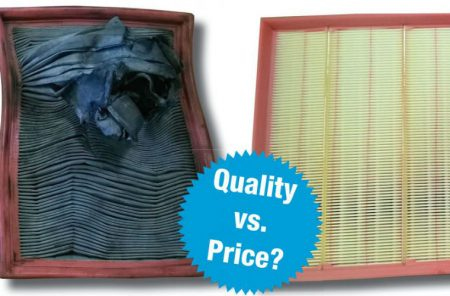 MANN-Filter condemns cheap, low-quality parts