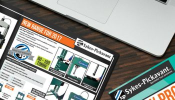 New Sykes-Pickavant promotional brochure due for release