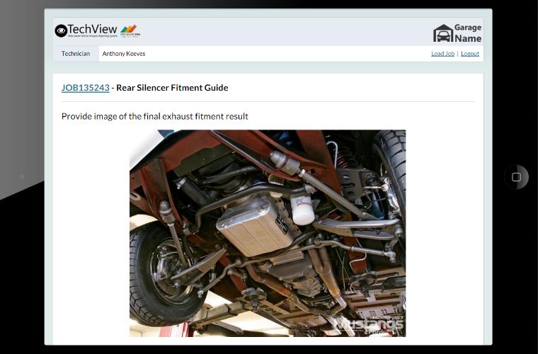 TechView tablets offer big benefits to independent garages