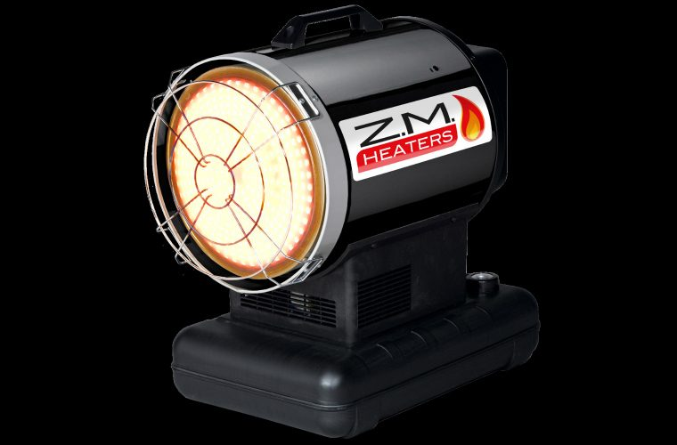 Z.M. infrared heater