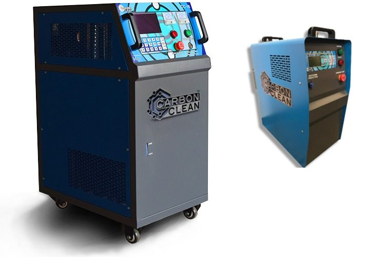 Interest free finance available on Carbon Clean machines