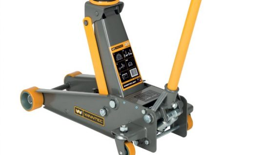Winntec 3 tonne turbo lift trolley jack