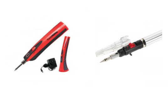 Special offer on new ClampCo soldering irons