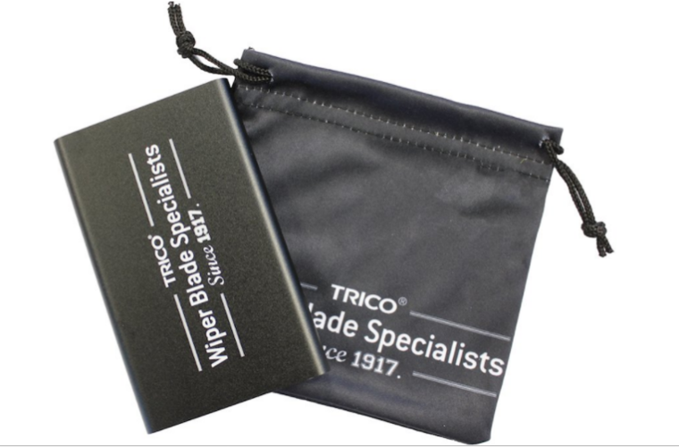 Claim your free TRICO power bank