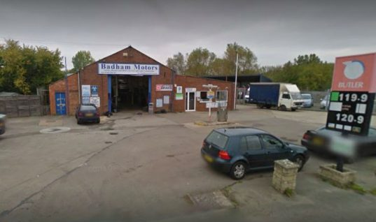 "Evesham garage ""hampered"" by weekend burglary"