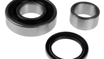 Watch: Mini front wheel bearing diagnosis and replacement