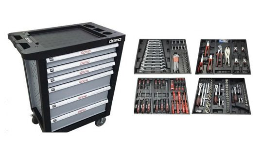 Save on Dama HTC6001 toolbox with Hickleys
