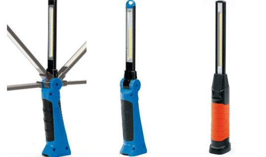 Draper tools inspection lamps highlights