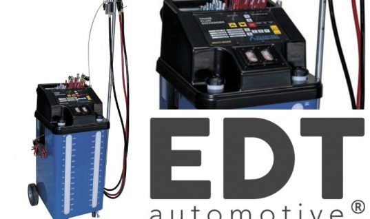 Review EDT Automotive's auto transmission cleaning machine for GW Views