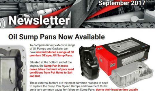 FAI September newsletter now available