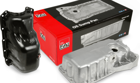 Brand new oil sump pan range from FAI