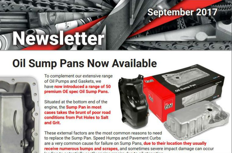FAI September newsletter now available