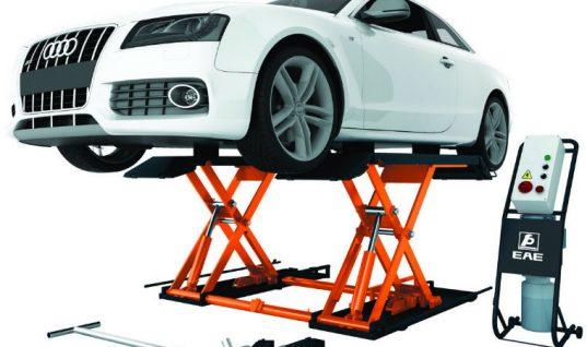 GSF Car Parts see surge in Garage Essentials