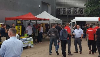 GSF Car Parts host final branch open evening at Banbury