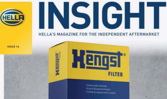 HELLA INSIGHT issue 14 is now available