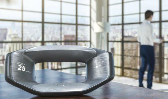 "Jaguar reveals ""Sayer"" – the intelligent steering wheel"