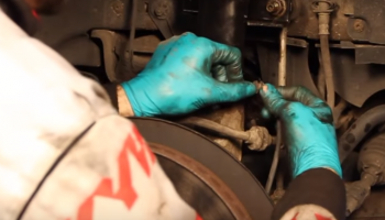Video: how to fit VW Transporter front and rear shocks