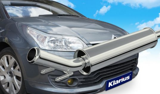New Klarius components boost aftermarket emissions choice