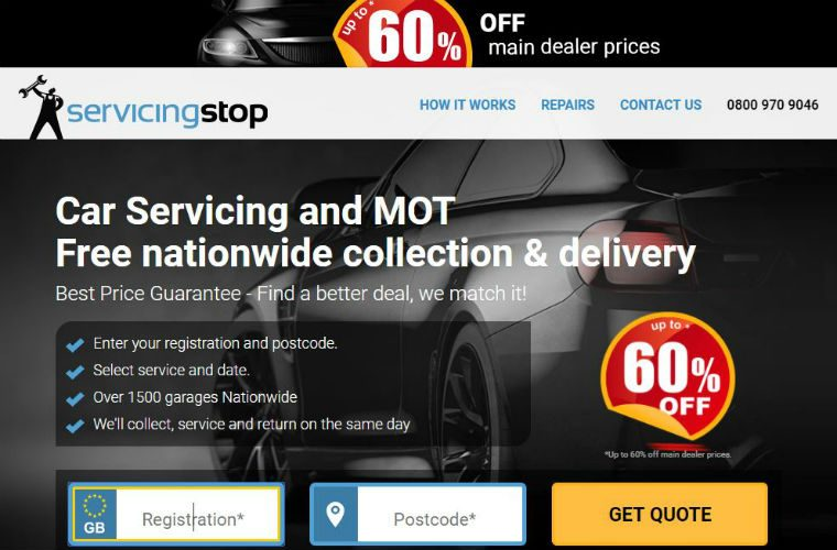 Benefits of joining Servicing Stop network
