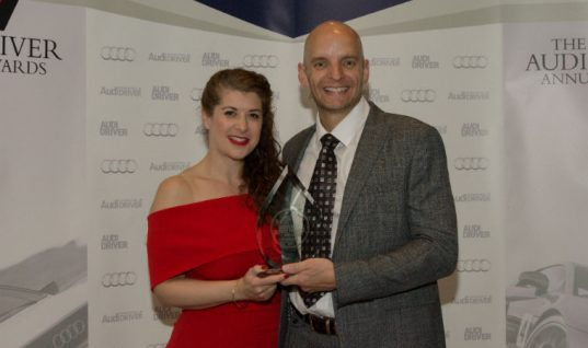 Workshop celebrates decade as best Audi service provider