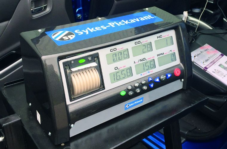 Specialist tool brand reveals diesel and petrol gas analyser