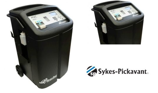 Sykes-Pickavant release new ATF machines