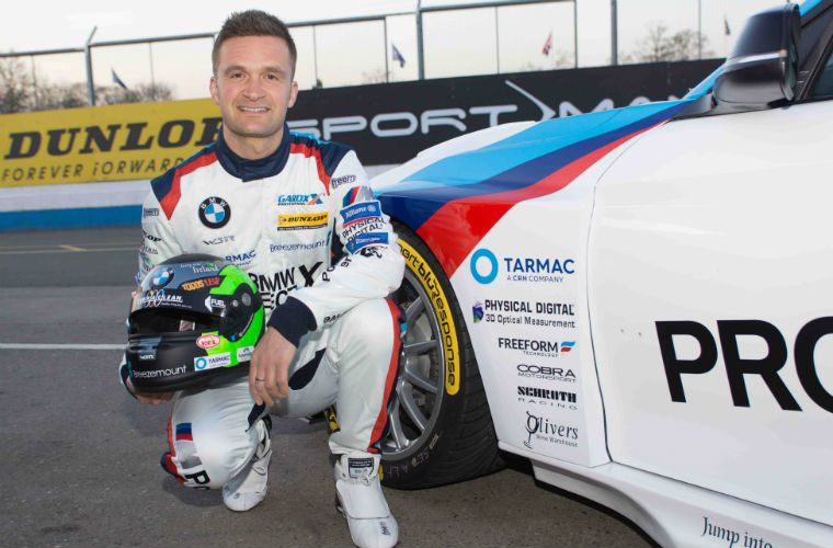 TerraClean's Colin Turkington targets BTCC championship hattrick