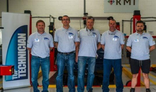 Kent-based mechanic crowned Top Technician 2017 winner