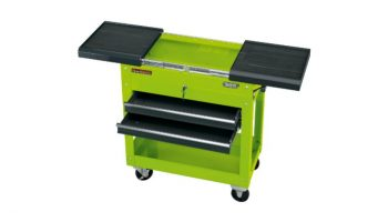 Special edition two drawer tool trolley from Draper Tools