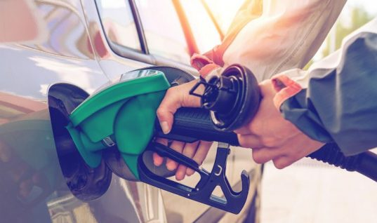 Petrol price levels highest since 2014