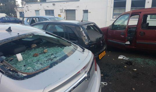 Kids leave a £30K trail of destruction at Leeds garage