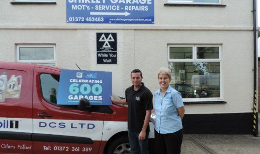 Independent garage programme welcomes six hundredth member
