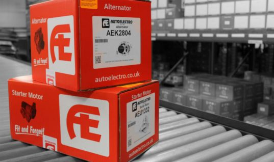 Autoelectro reveals extensive starter motor and alternator part number update