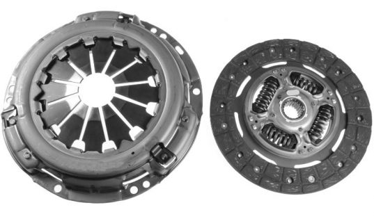 Blue Print highlights its 2,500 clutch and transmission components