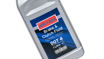 Borg & Beck introduces 'Dot 4' brake and clutch fluid