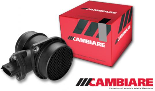 Cambiare air mass sensor range at more than 150 parts covering 1M UK vehicles