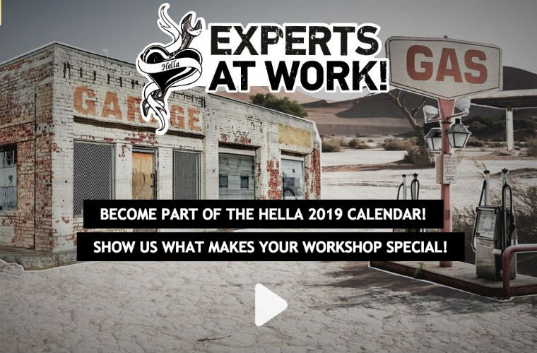 HELLA calls on more garages to enter extended calendar competition
