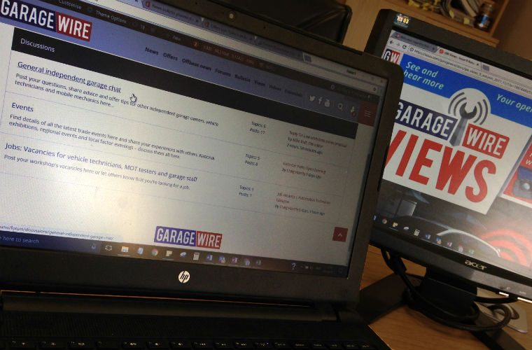 Garage Wire launches free forum for garage owners and technicians
